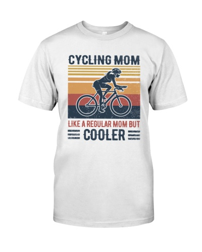 Cycling Mom like a regular mom but cooler