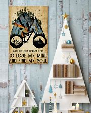 I go To lose my mind and find my soul 24x36 Poster lifestyle-holiday-poster-2