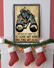 I go To lose my mind and find my soul 24x36 Poster lifestyle-holiday-poster-4