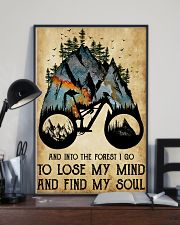 I go To lose my mind and find my soul 24x36 Poster lifestyle-poster-2