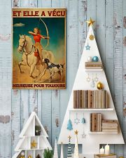 And she lived happily ever after 24x36 Poster lifestyle-holiday-poster-2