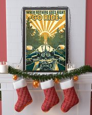 Motorcycle Go Ride 24x36 Poster lifestyle-holiday-poster-4