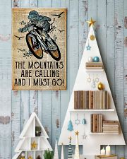 Mountain are calling and i must go 24x36 Poster lifestyle-holiday-poster-2