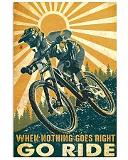 Mountain Bike Go Ride 24x36 Poster front