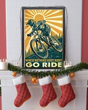 Mountain Bike Go Ride 24x36 Poster lifestyle-holiday-poster-4