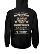 Special Shirt - Concrete Finisher Hooded Sweatshirt thumbnail