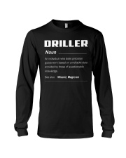 Special Shirt - Driller Long Sleeve Tee thumbnail