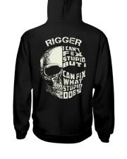 Special Shirt - Rigger Hooded Sweatshirt thumbnail