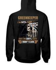 Special Shirt - Greenkeeper Hooded Sweatshirt thumbnail