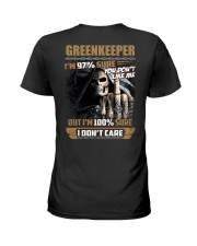Special Shirt - Greenkeeper Ladies T-Shirt thumbnail