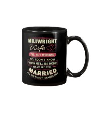 Millwright Wife  Mug thumbnail
