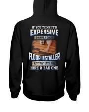 Floor installer Hooded Sweatshirt thumbnail