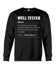Well Tester Crewneck Sweatshirt thumbnail