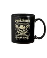 Sprinkler Fitters Awesome Mug thumbnail