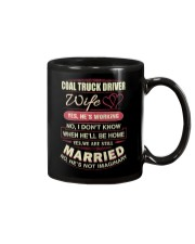Coal Truck Driver wife  Mug thumbnail