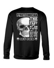 Special Shirt - Pyrotechnician Crewneck Sweatshirt thumbnail