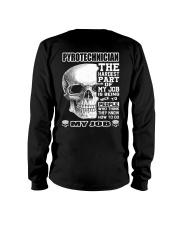Special Shirt - Pyrotechnician Long Sleeve Tee thumbnail