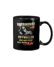 Drywaller Mug thumbnail