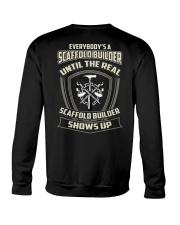Scaffold Builder Crewneck Sweatshirt thumbnail