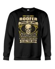 Roofers Crewneck Sweatshirt thumbnail
