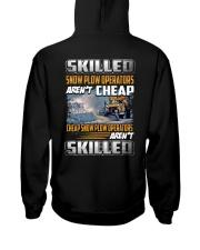 Snow Plow Operators Hooded Sweatshirt thumbnail