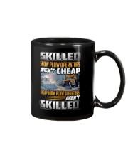 Snow Plow Operators Mug thumbnail