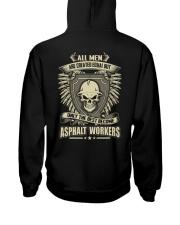 Asphalt Workers Hooded Sweatshirt thumbnail