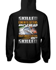 Special Shirt - Concrete cutters Hooded Sweatshirt thumbnail