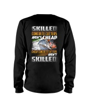 Special Shirt - Concrete cutters Long Sleeve Tee thumbnail