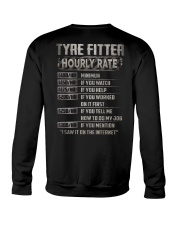Special Shirt - Tyre Fitter Crewneck Sweatshirt thumbnail