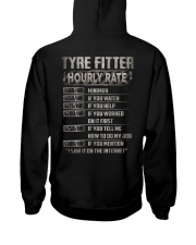 Special Shirt - Tyre Fitter Hooded Sweatshirt thumbnail