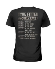 Special Shirt - Tyre Fitter Ladies T-Shirt thumbnail