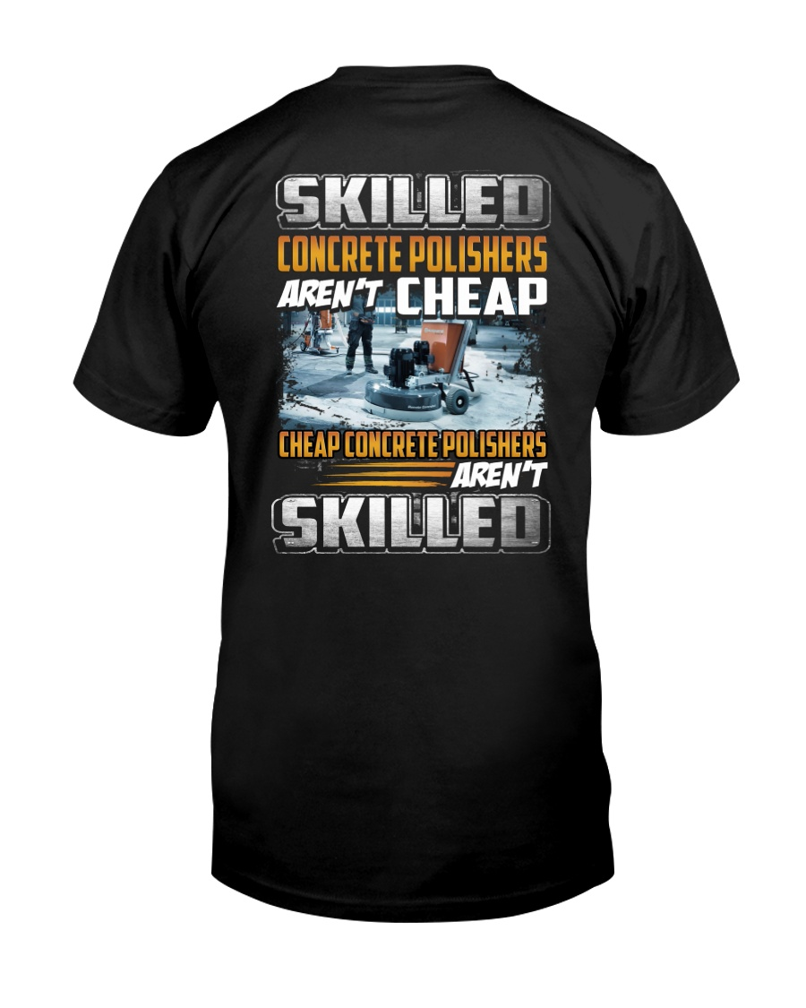 Concrete Polishers Classic T-Shirt