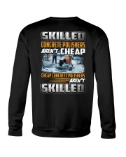 Concrete Polishers Crewneck Sweatshirt tile