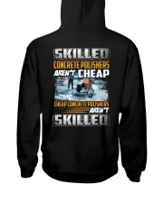 Concrete Polishers Hooded Sweatshirt thumbnail