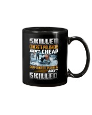 Concrete Polishers Mug tile