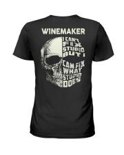 Winemaker Ladies T-Shirt thumbnail