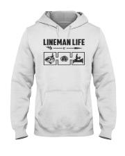 Lineman Life Hooded Sweatshirt thumbnail