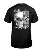 Special Shirt - Steel Fixer Classic T-Shirt back