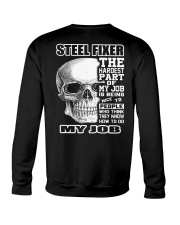 Special Shirt - Steel Fixer Crewneck Sweatshirt thumbnail