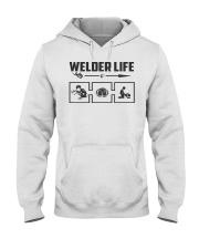 Welder Life   Hooded Sweatshirt thumbnail