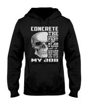 Concrete Hooded Sweatshirt thumbnail