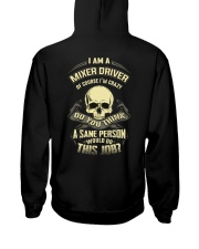 Special Shirt - Mixer Driver Hooded Sweatshirt thumbnail