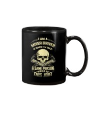 Special Shirt - Mixer Driver Mug thumbnail