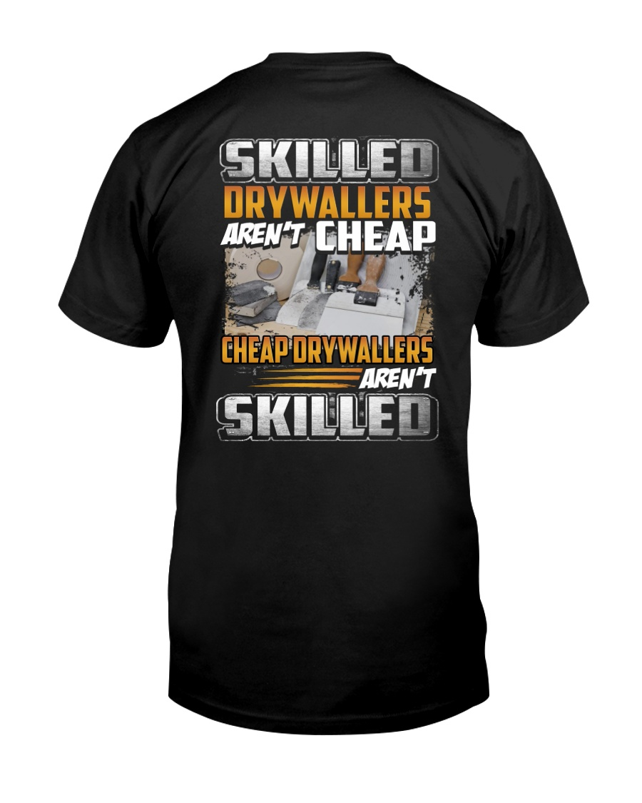 Special Shirt - Drywallers Classic T-Shirt