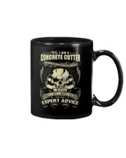 Concrete Cutter Mug thumbnail