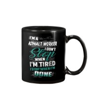 Asphalt Workers Mug thumbnail
