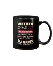Welder Wife  Mug thumbnail