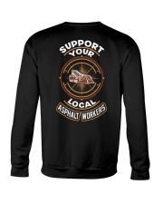 Asphalt Workers Crewneck Sweatshirt tile