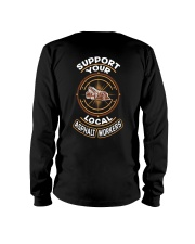 Asphalt Workers Long Sleeve Tee thumbnail